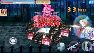Bloodline Haunted House event stage 3-1 - Answer (Sylpheria, Luna boss) Quick Run