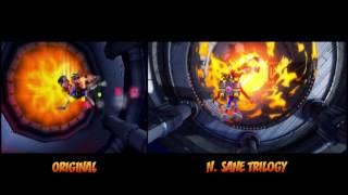Rock It Transformation | Crash Bandicoot N. Sane Trilogy