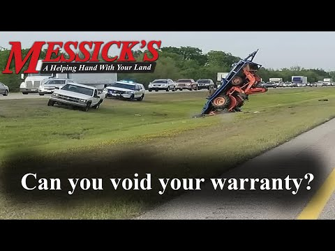 Warranty. What's it cover? Can you Void it? Picture