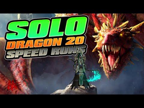 Solo Dragon 20 Speed Runs I Raid Shadow Legends