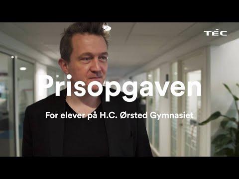 Prisopgave på H.C. Ørsted Gymnasiet