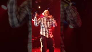 Kevin Gates Posed To Be In Love LIVE @Paradiso Noord Amsterdam