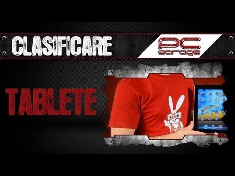 Clasificare tablete