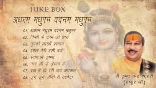 अधरम मधुरम वदनम मधुरम || Shri Kripal Chandra Shastri || Krishna Bhagwan Ke Bhajan #SpiritualActivity width=