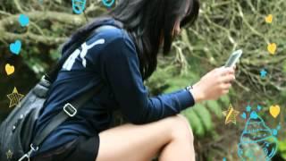 Berteman Sepi Ungu Feat Stacy Angie