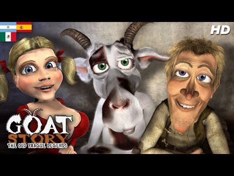La Historia de la Cabra - Película de animación - HD (Español doblaje)
