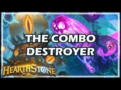 THE COMBO DESTROYER - Boomsday / Constructed / Hearthstone