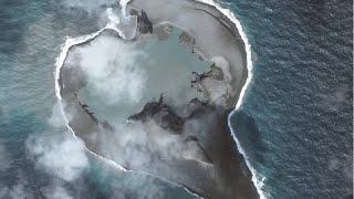 Como é o ruído de um trovão vulcânico, registrado pela primeira vez em áudio