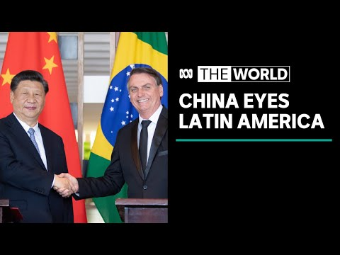 US hopes Latin American tour will thwart China's expansion plans   The World