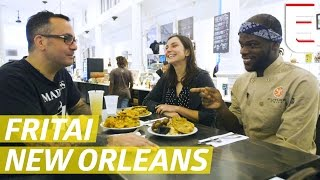 Fritai's Haitian Street Food in New Orleans — The Meat Show