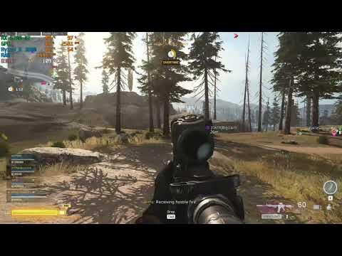 Volki AFK olunca Birincilik gitti   Call of Duty Modern Warfare WARZONE Oynanış