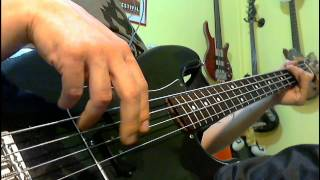 Janis Joplin - Move Over (Bass cover by Jecks)