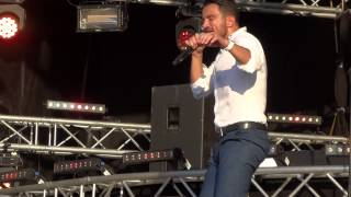 Peter André - Mysterious Girl (live) @ We love the 90's 2015