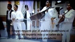 En Quito Ecuador Mariachi Mexico Internacional de Abdon Guajan Mentirosos y Estafadores