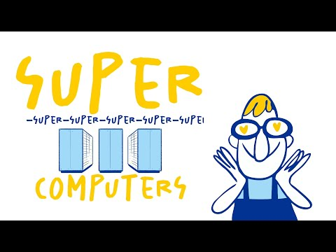 What are supercomputers? photo