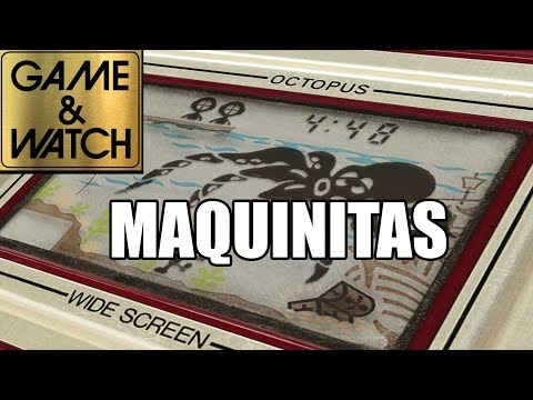 ESPECIAL GAME AND WATCH