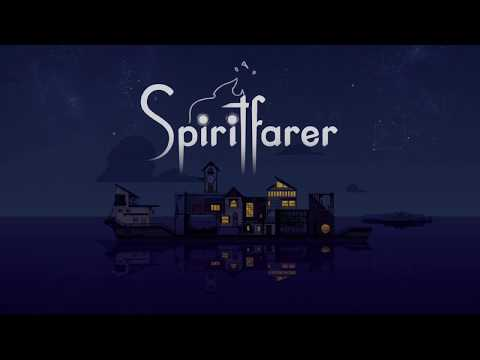 "Trailer - Spiritfarer: What will you leave behind"" - E3 2019 #XboxE3"