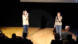 Manon et Tess - Cover Bonnie Tyler & Kareen Antonn - Turn around