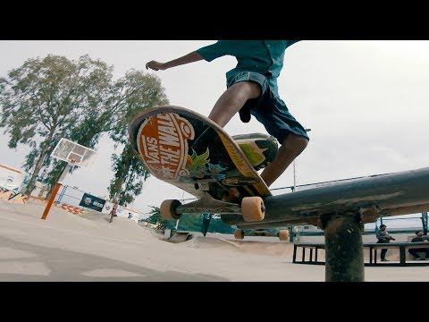 GoPro: Jugaad Skate Competition in India
