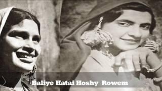 || SOZ-O-SAAZ-E-KASHMIR || Baliye Hatai Hoshy  Rowem