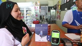 PLUS 120 - Pembayaran menggunakan Visa payWave di R&R Dengkil (arah utara)