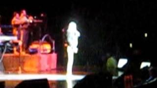 Vicente Fernandez Camino al Cielo Concert 11/6/09