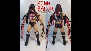 Finn Balor custom action figure WWE Summerslam 2018