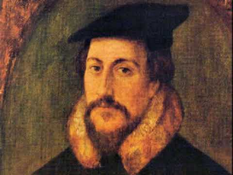 The Importance of Outward Means of Grace - John Calvin