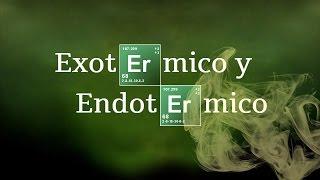 Imagen en miniatura para Procesos Exotérmicos y Endotérmicos
