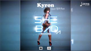 "Kyron - Queen Of D Pack (She Badda Riddim) ""2018 Soca"" (Trinidad)"