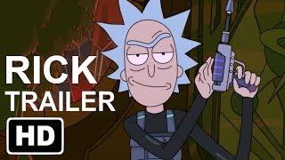 """Rick and Morty recut as Logan (2017) - """"Rick"""" - (Rick and Morty Trailer Mix)"""