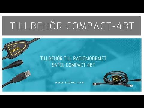 SATEL COMPACT-4BT tillbehör