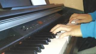 Pink - Just give me a reason piano cover