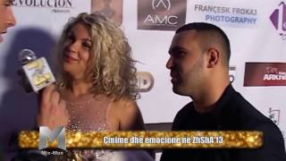 SILVA GUNBARDHI & DAFI DERTI ZHURMA VIDEO MUSIC AWARDS 9 (2013) - MixMax ZICO TV