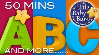 ABC Song | Little Baby Bum | Abc Song and More | Nursery Rhymes for Babies | Videos for Kids width=