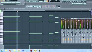 Aruna with Mark Eteson - Let Go (Nic Chagall Remix) ( fl studio )