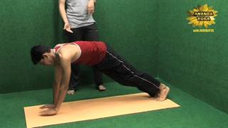 Hand Exercises with Power Yoga