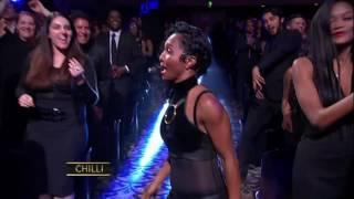 "TLC ""Sleigh Ride"" feat Missy Elliott (Live)"