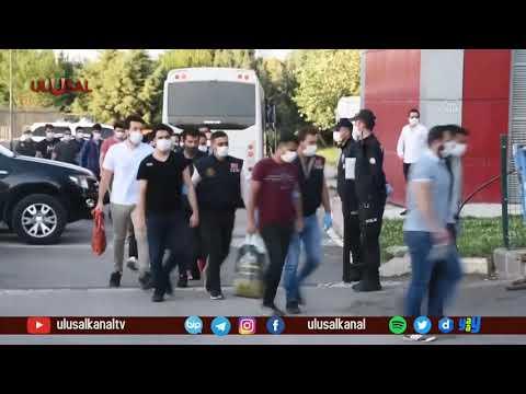 FETÖ'nün TSK yapılanmasına operasyon: 159 şüpheli tutuklandı