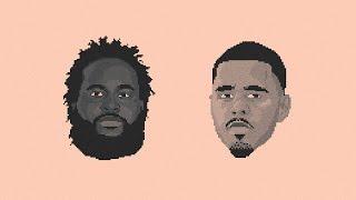 """Free J. Cole x Bas Type Beat - """"Like Me"""" // Yondo"""