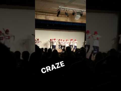 Bentley University CRAZE Rhythmic Graffiti Showcase