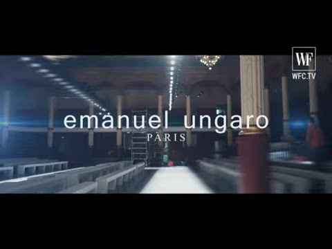 Emanuel Ungaro — the story of one collection
