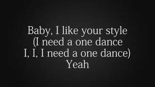 Drake-One Dance (Official lyrics)