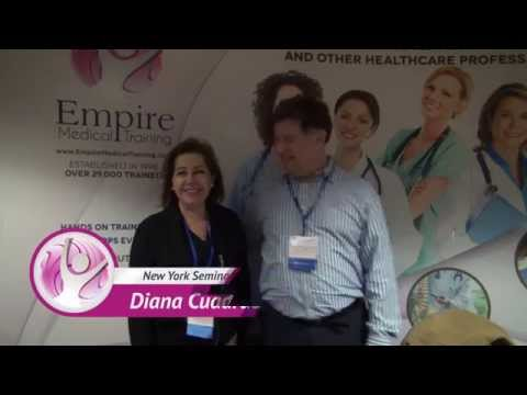 Testimonial by Diana Cuadrado and Clarence Morgan - Empire Medical Training