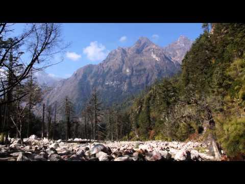 Bimthang-Dharapani, Manaslu Ciruit