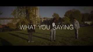 RoRo ft Sleepz - What You Saying (Official Video)