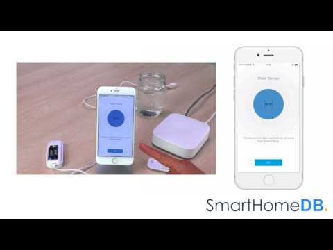 Z-Wave | Samsung SmartThings Z-Wave Plus Hub