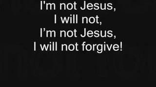 Apocalyptica-I'm Not Jesus w/ Lyrics