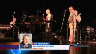 Vetan a Paquito D'Rivera de concierto en la Casa Blanca