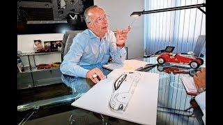 Walter De Silva racconta: L'addio ad Alfa Romeo